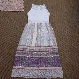 Dillard's I.N. Girl Long Dress